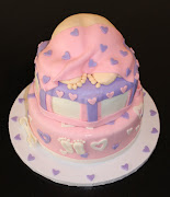 It's a Girl Baby Shower Cake. Posted by Cakes by Christi (baby shower girl)