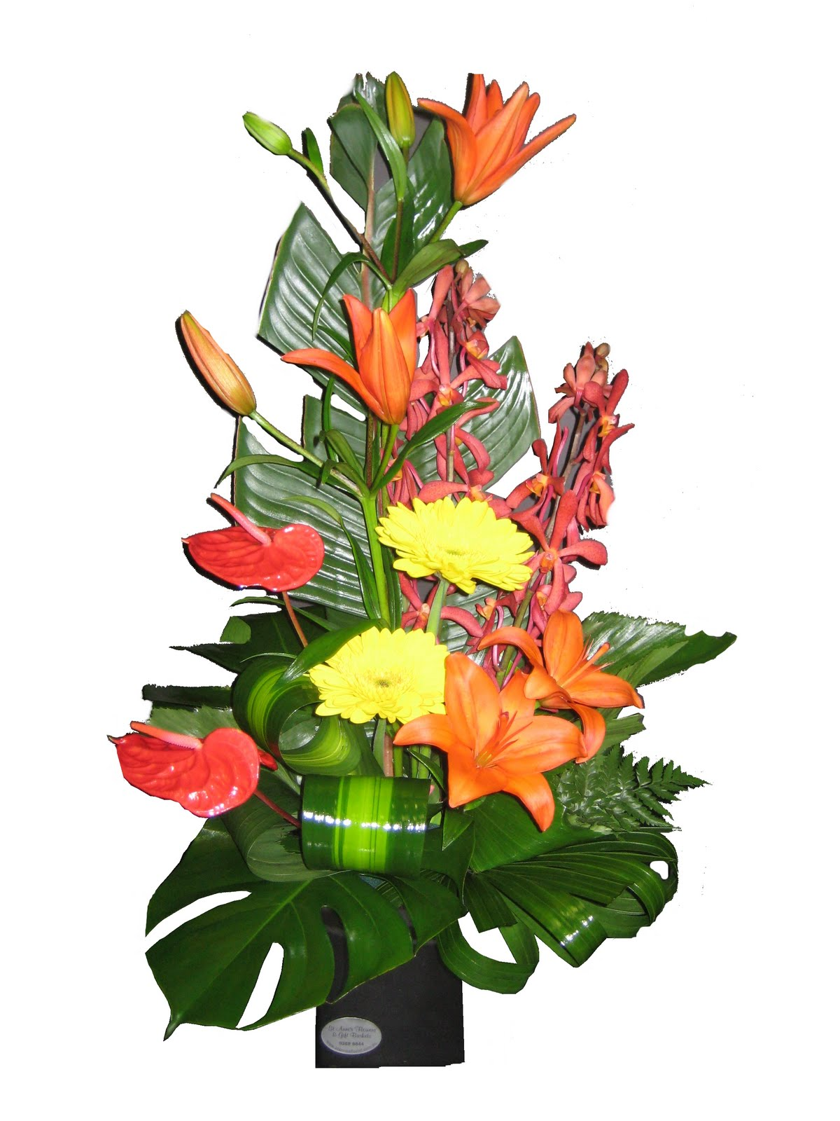 St Annes Florist And Gift Baskets Perth Corporate Weekly Flower