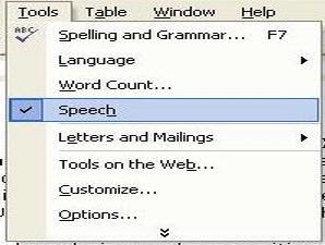 Use Voice Command In Microsoft Office