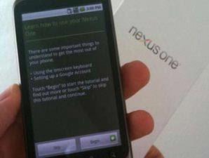 Nexus One From Google Phone Is Superphone