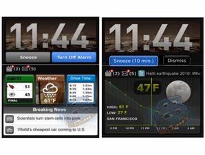 The Latest Blackberry Platform Circulating on the Internet