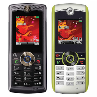 Review Mobile Cell Phone Motorola W231