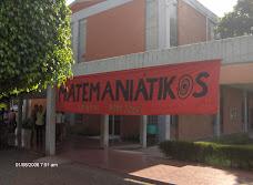 Los Matemaniátikos de la upnFM
