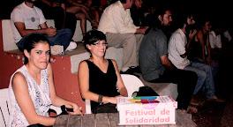 Festival de solidaridad en contra de la persecucion sindical en Canal 9