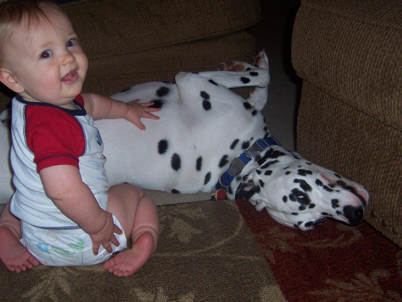 Isaac (ten months)