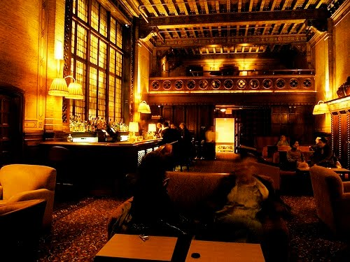 Daytonian In Manhattan The Long Forgotten Campbell Apartment Grand Central Terminal