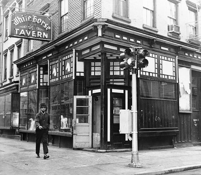 Daytonian In Manhattan The White Horse Tavern 567