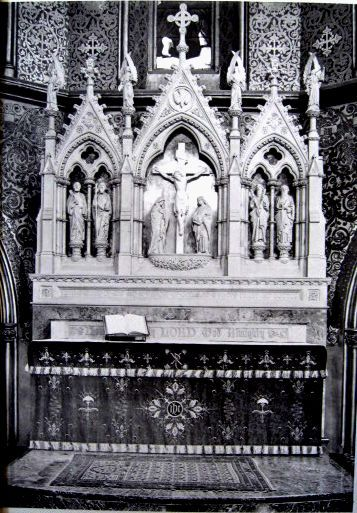 Daytonian in Manhattan: Richard Upjohn's 1851 Trinity Chapel
