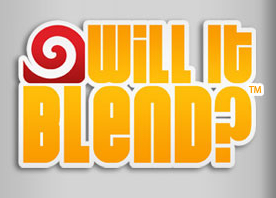 will it blend? logo