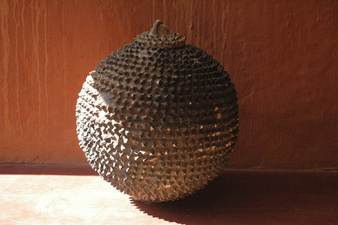 Lobi Vessel - From Burkina Faso