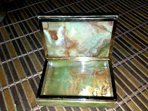 Kotak Batu Jade Antik