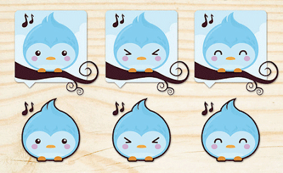 35 Beautiful Twitter Icons Sets 35 Beautiful Twitter Icons Sets lovely twitter icons
