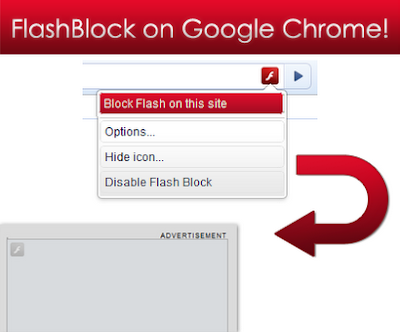 5 Chrome Extensions for more Safe and Secure Browsing 5 Chrome Extensions for more Safe and Secure Browsing flash block chrome extension