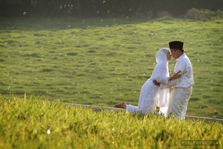 sumber rashdi amin saya dah tengok banyak gambar gambar pengantin