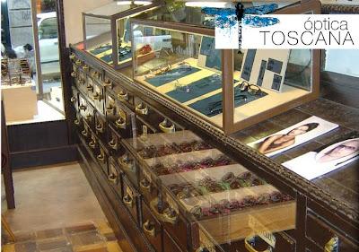 Revisi n interior nuevos negocios en viejas instalaciones - Optica toscana madrid ...