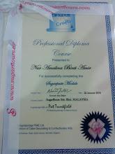 PME Diploma Sugar Paste