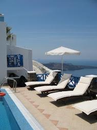 Agnadema Apartments, Santorini