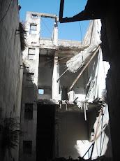 Derrumbe 29.01.2006 - estado 2009