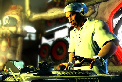 Grandmaster Flash DJ Hero