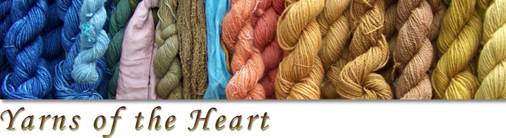 yarns of the heart--knitting