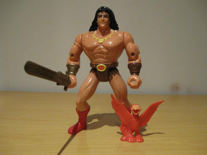 Conan o Bárbaro - Desenho Animado (The Adventurer) Conan1