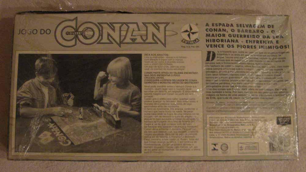 Age of Conan - Nexus/Fantasy Flight Games Jogo+do+conan+2