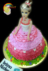 Buttercream Doll