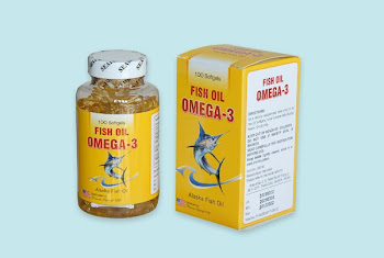 FISH OIL OMEGA 3 /100 VIÊN