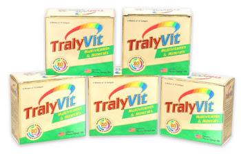 TRALYVIT /30 VIÊN