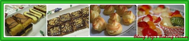 Alang Fazi's Baking Corner