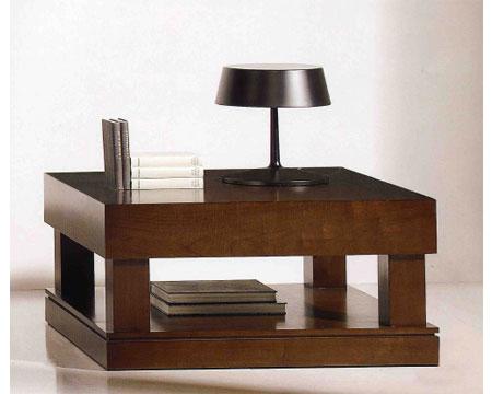 Fabricante de muebles shalom mesas de centro for Mesa centro madera