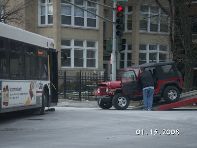 Rogers Park bus crash