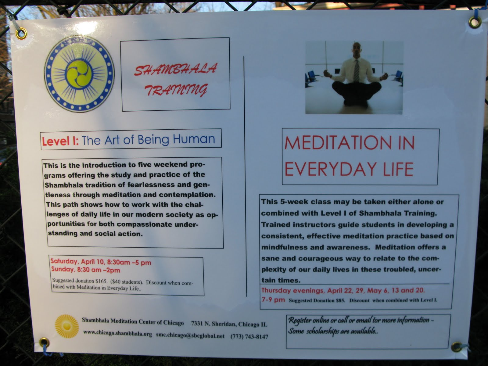 meditation everyday life Mindfulness in daily life meditation is not something that we just do for 20 or 40 minutes every morning and then forget about meditation involves a principle of awareness that you can practice in every moment of your life.