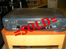 Philips VHS SOLD