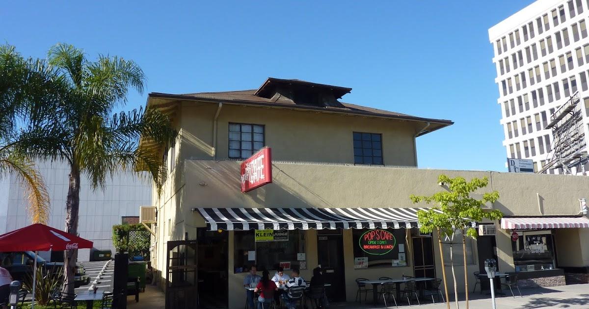Pop S Cafe Santa Ana Ca