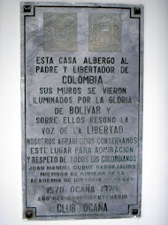 Ocaa Independiente. Recuerdos