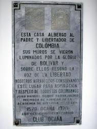Ocaña Independiente. Recuerdos