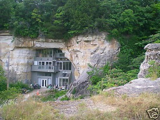 Extreme Home A Unique Cave House