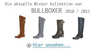 Bullboxer Stiefel Winter Kollektion 2010 2010