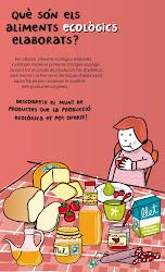 Plafó 4: Què són els aliments ecològics elaborats?