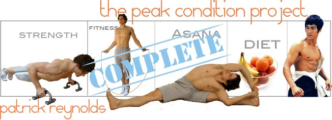 The Peak Condition Project - Patrick Reynolds