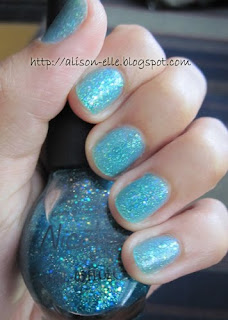 Nicole by OPI Nicole...Spotted!