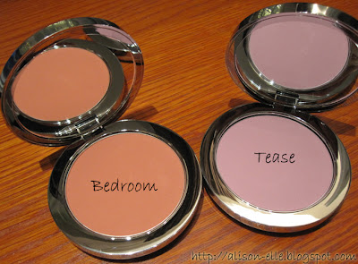 Rock & Republic Bedroom and Tease Blushes