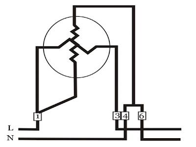 Teknik : Diagram Pengawatan KWH Meter