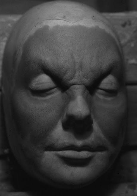 'Willow' vampire sculpt. for 'Buffy'