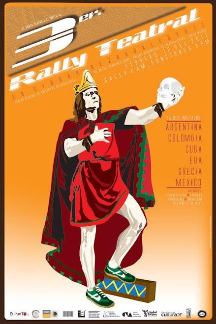 3er. Rally Teatral