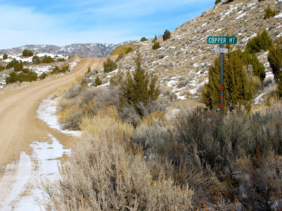 Copper Mountain Road, Birdseye Pass Road, Wyoming