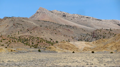 Point of Mountain Road, Wyoming