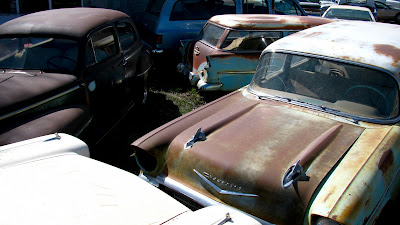 antique cars, Riverton, Wyoming