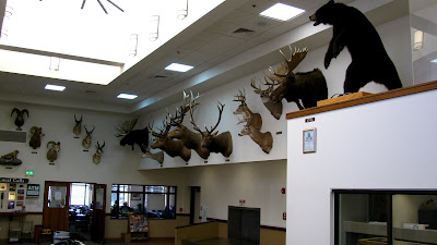 airport, Riverton, Wyoming
